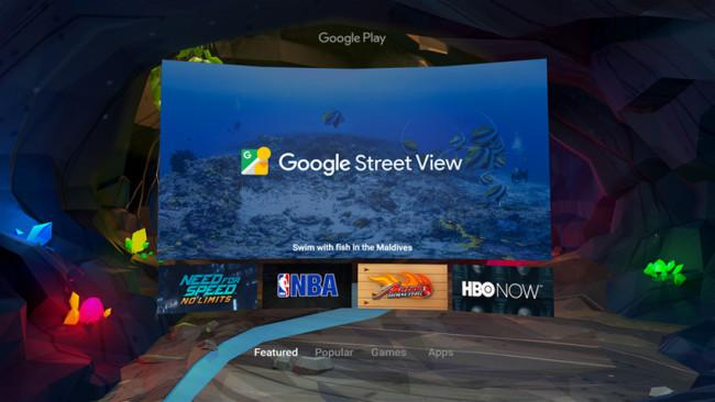 Android-VR-Daydream