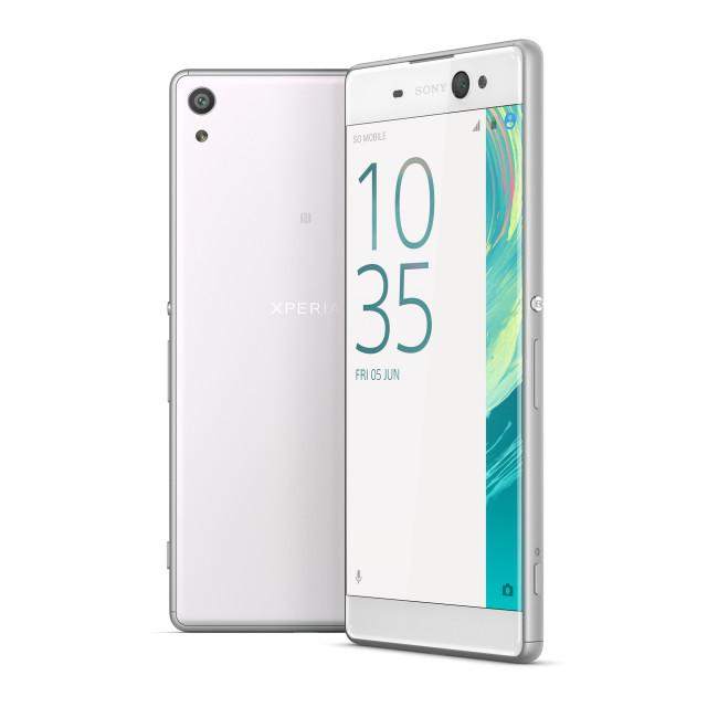 Sony Xperia XA Ultra color blanco