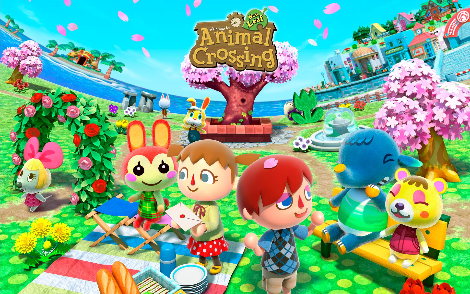 personajes de Animal Crossing