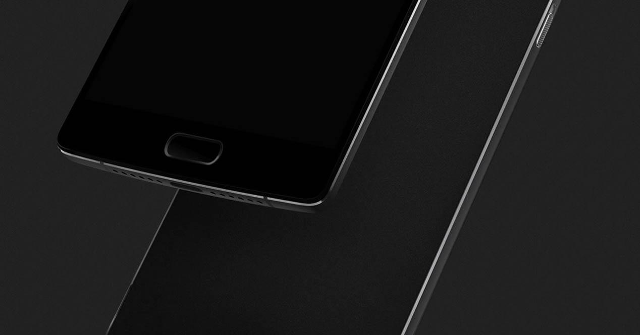 OnePlus 2 frontal