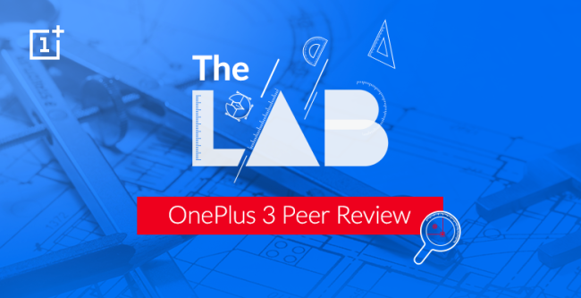 the lab oneplus 3