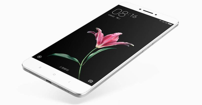 xiaomi mi max color blanco