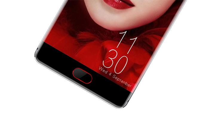 elephone p9000 edge frontal
