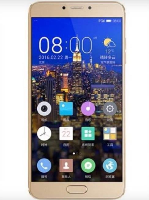 Gionee S6 Pro frontal