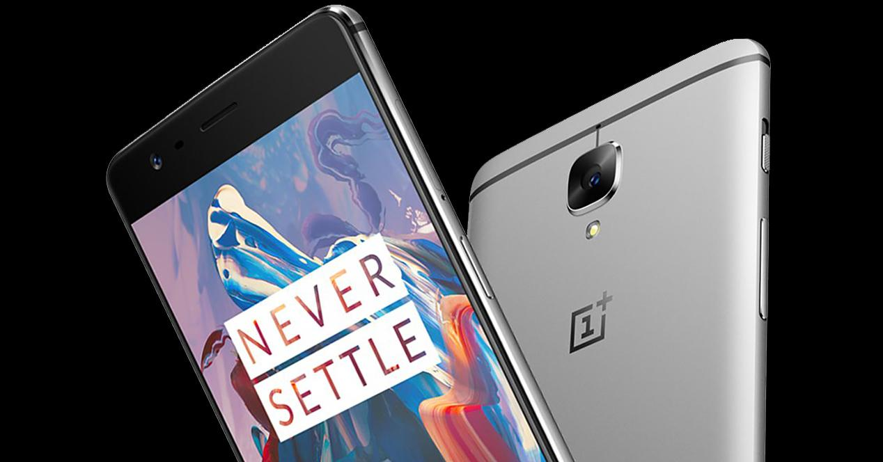 oneplus 3 color plata