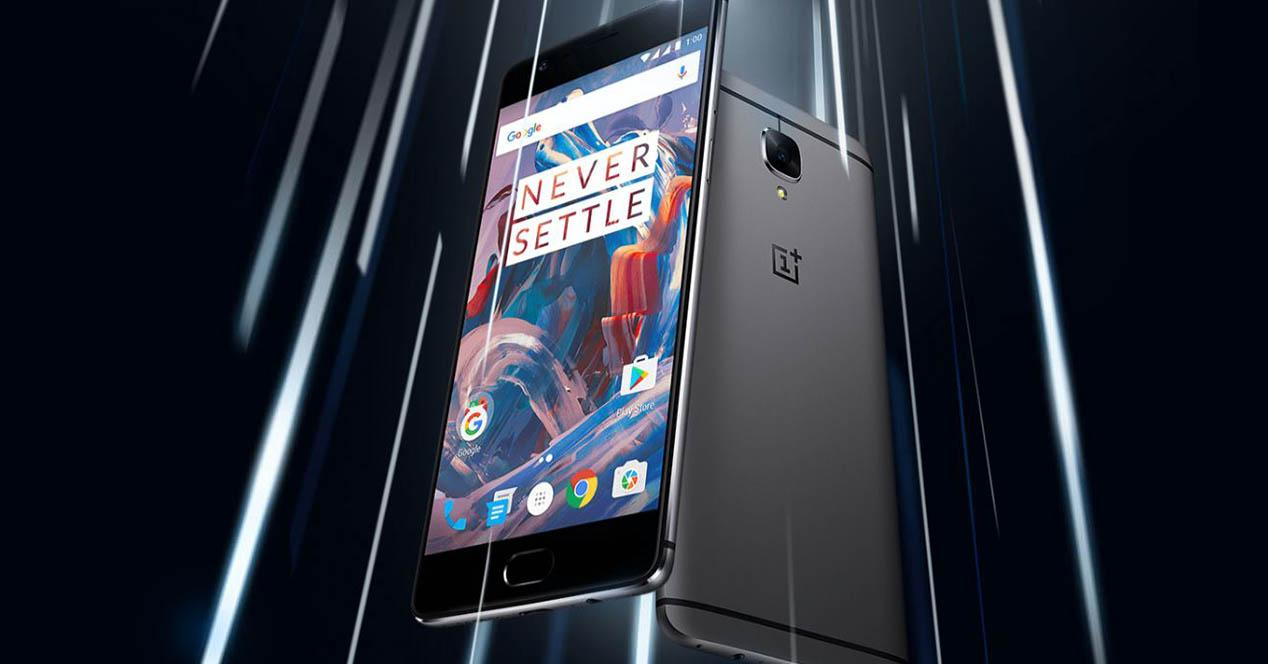 oneplus 3 never settle