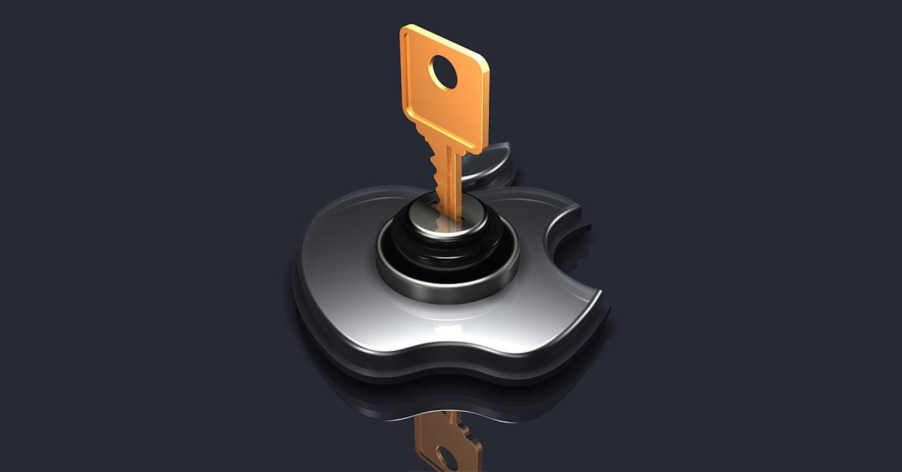 Seguridad en software de Apple