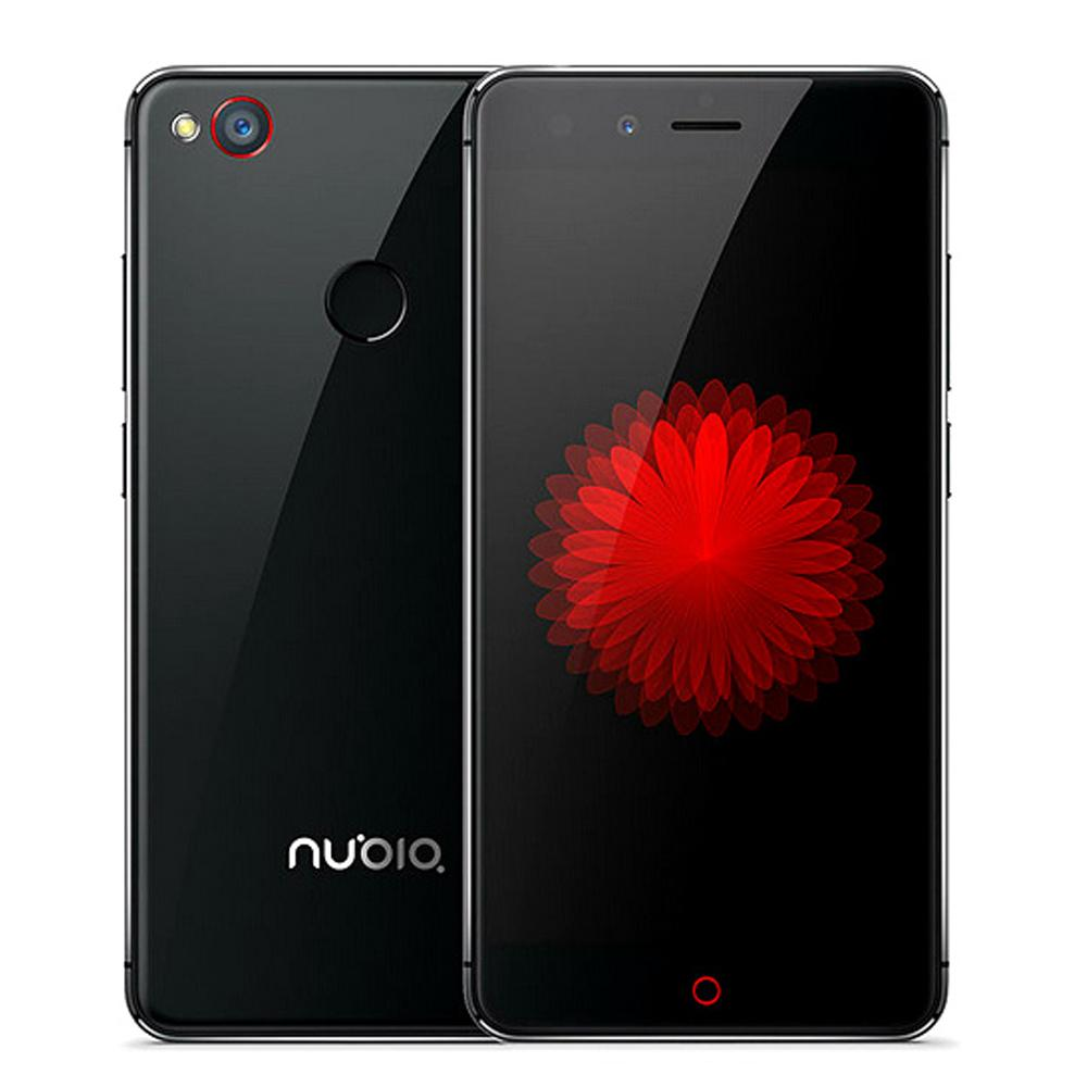 ZTE Nubia Z11 Mini en color negro