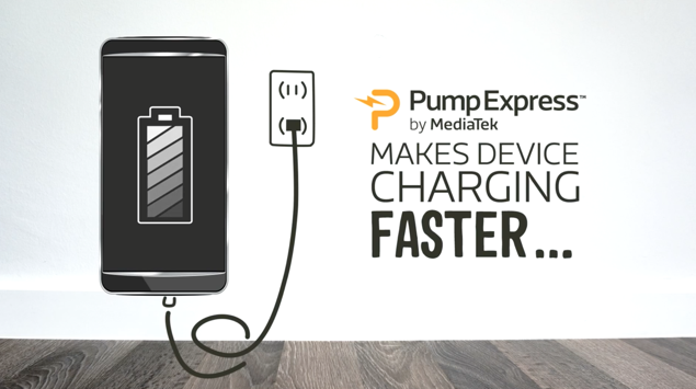 Tecnología MediaTek Pump Express 3.0