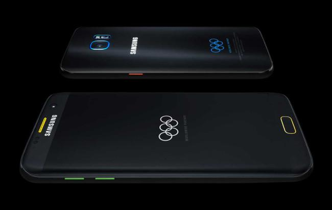 Samsung-Galaxy-S7-Edge-Olympic-Games-Limited-Edition-carcasa-trasera-negra
