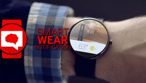 Personaliza las notificaciones de tu smartwatch con Smart Wear Notification