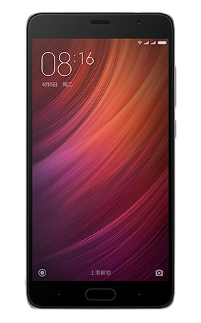Frontal del Xiaomi Redmi Pro High Edition