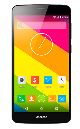 Frontal del Zopo Color S5.5