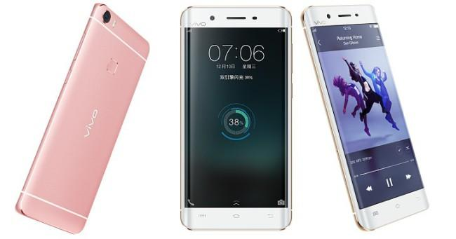 vivo Xplay5 Elite diseño y aspecto