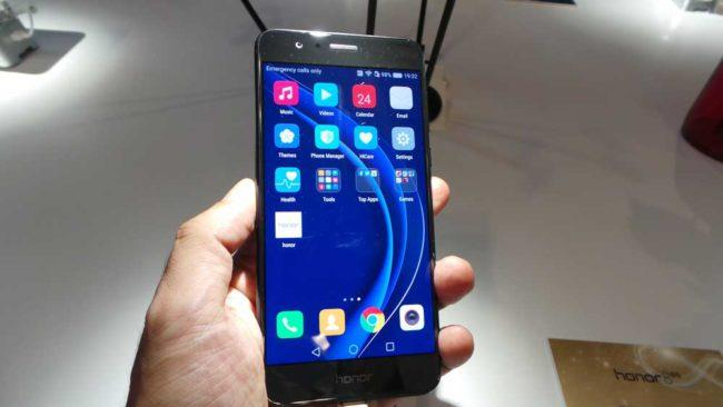 Honor 8 toma de contacto