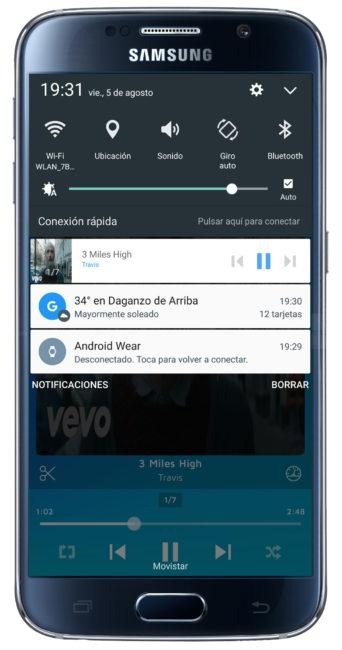 Integración de MusicGrip