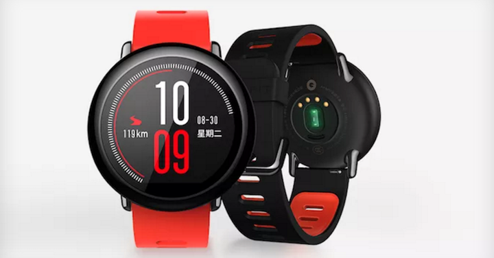 Smartwatch AMAZFIT  IP67
