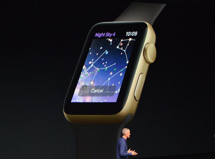 Diseño del Apple Watch 2016