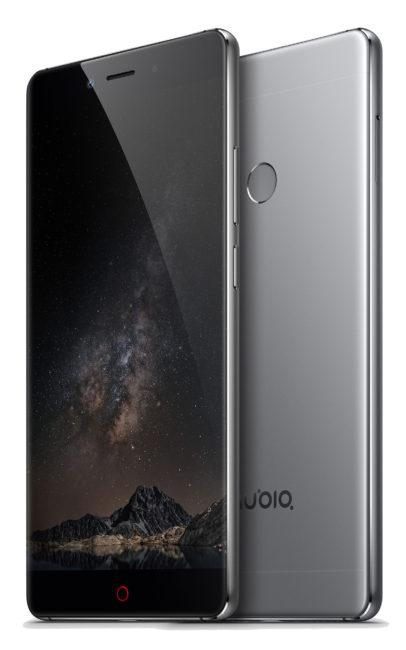 Nubia Z11 Android en color gris