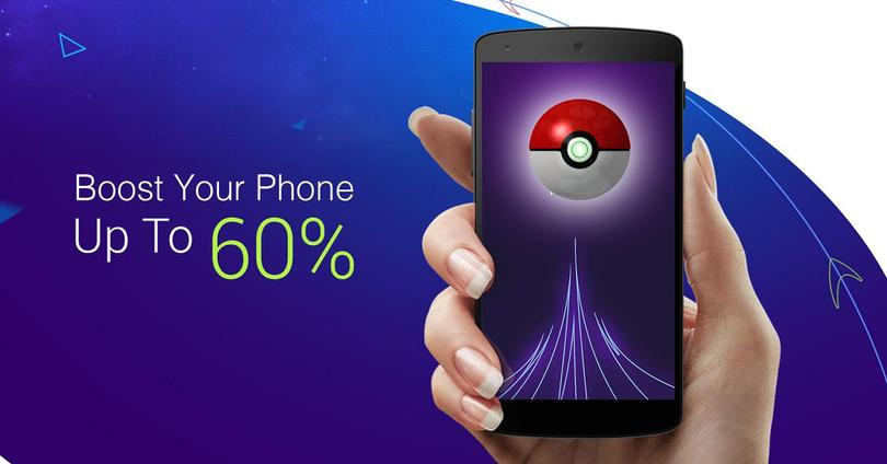 movil con pokeball dentro