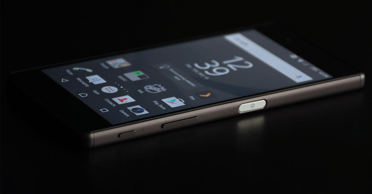 Sony Xperia Z5 en color negro