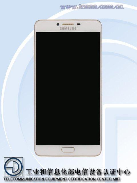 Samsung Galaxy C9 frontal
