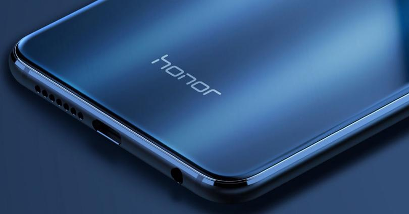 Huawei Honor 8 en color azul