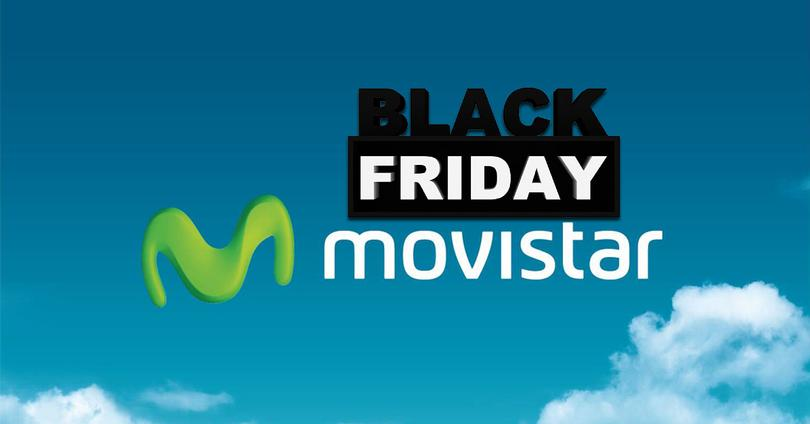 Ofertas de Movistar por el Black Friday