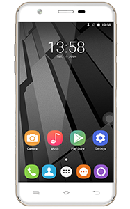 Frontal del Oukitel U7 Plus