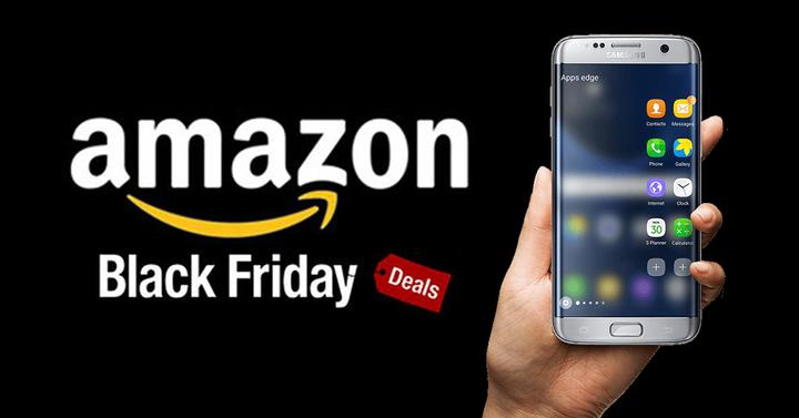 black friday amazon con móvil