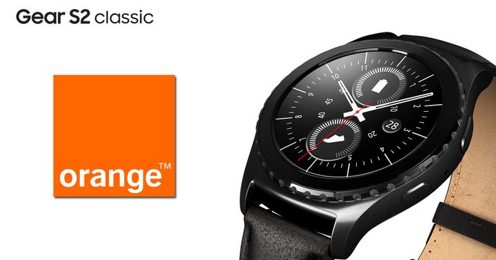 orange gear s2 classic