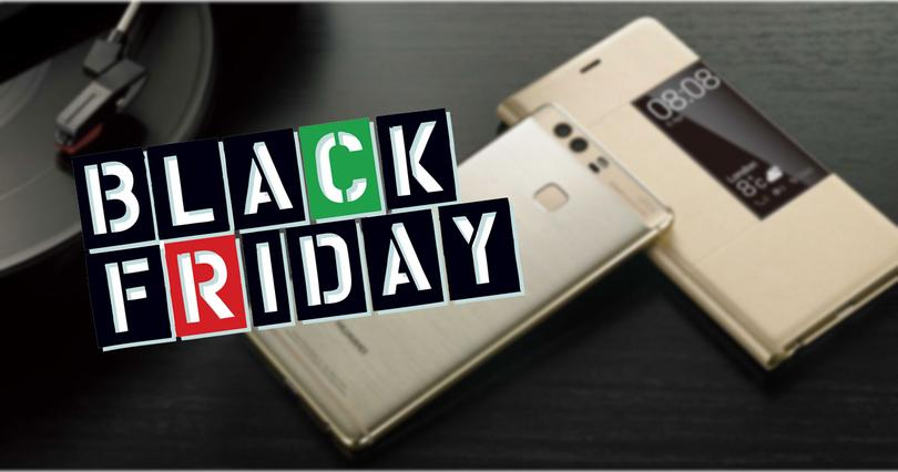 huawei p9 black friday