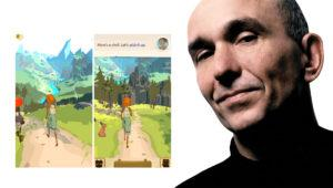 Peter Molyneux lanza The Trail para Android