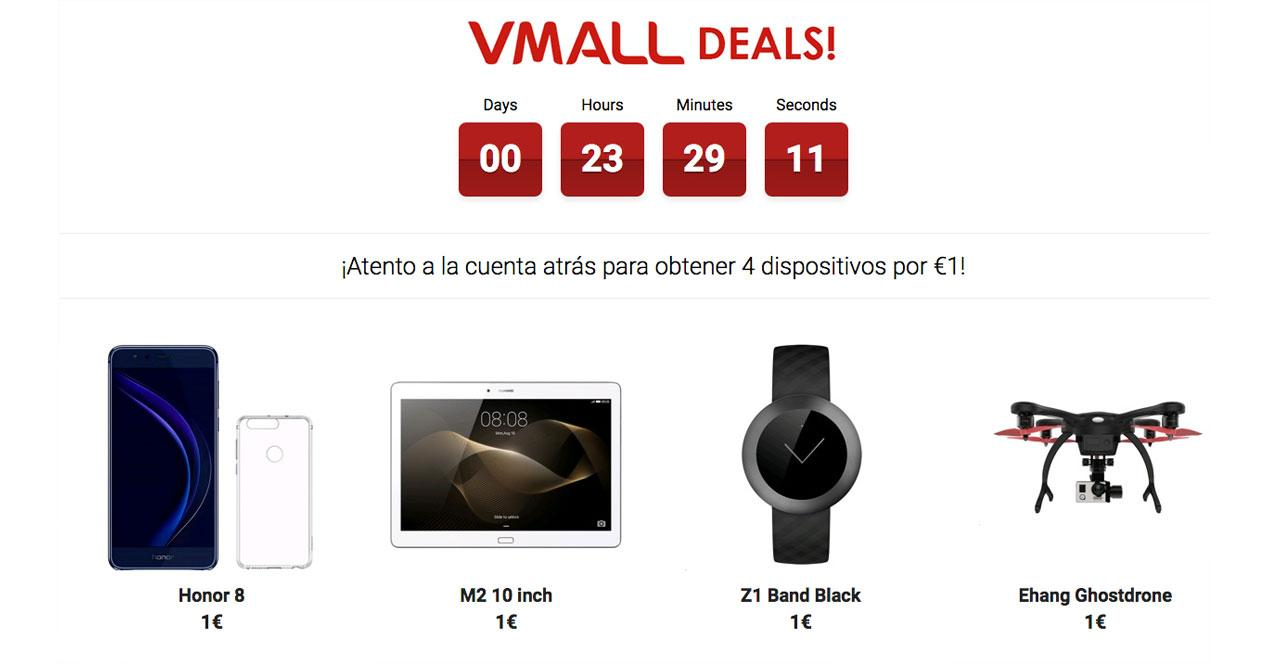 vmall crazy hours black friday