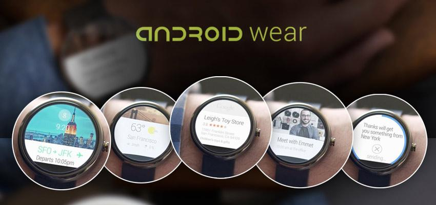Smartwatch de Google con Android Wear