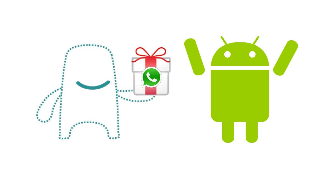 amigo invisible whatsapp android