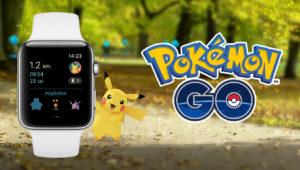 Pokémon GO para Apple Watch ya disponible con la última actualización del juego