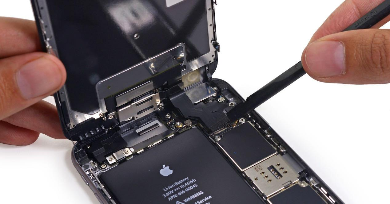 tripas del iphone 6s