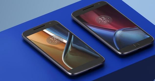 Android 7 Moto g