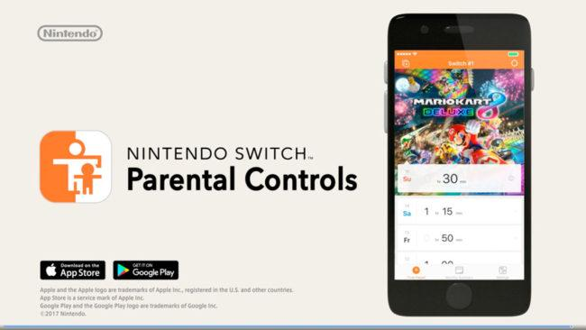 Nintendo Switch para iOS y Android