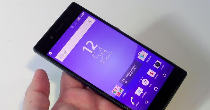 z5 android 7