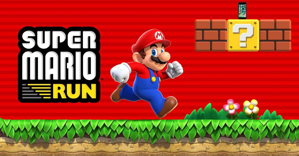 evento super mario run