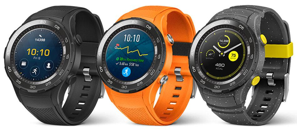 Colores del Huawei Watch 2