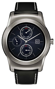 Frontal del LG Watch Urban