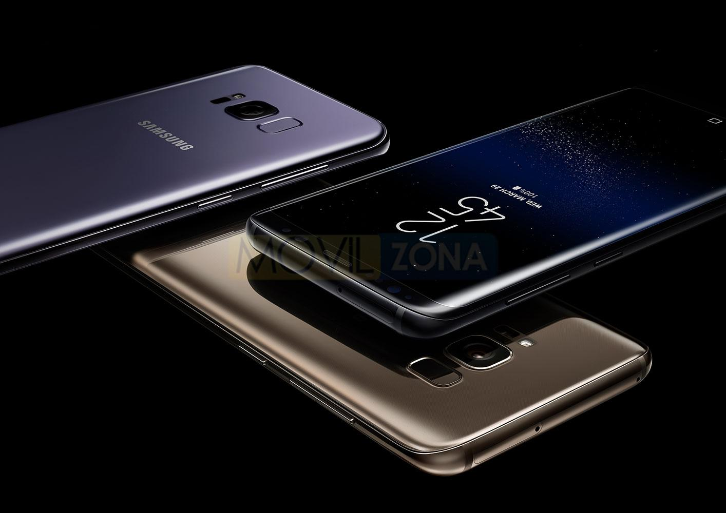 samsung galaxy s8 analisis