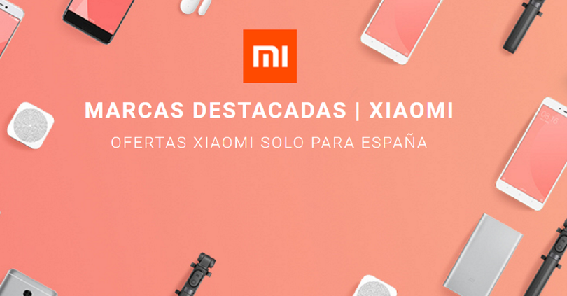 Xiaomi en Aliexpress Plaza