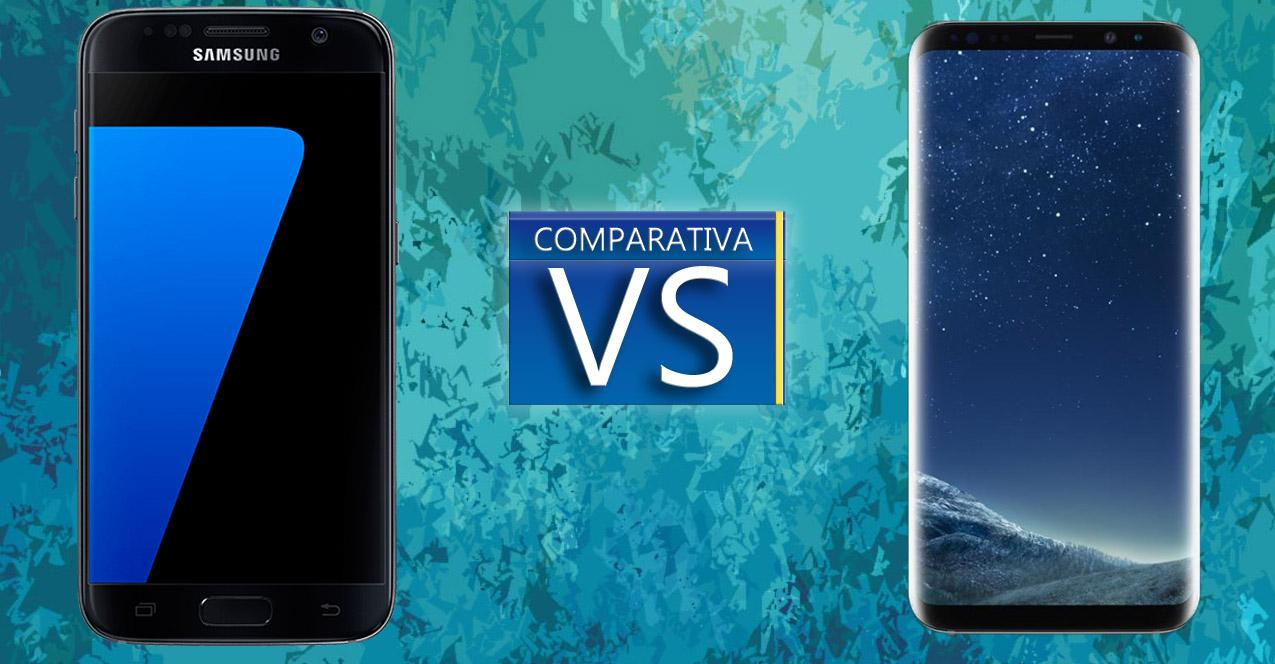 Samsung Galaxy S8 vs Samsung Galaxy S7