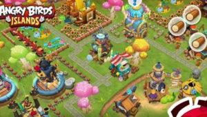 Angry Birds Islands, la respuesta de Rovio a Clash of Clans