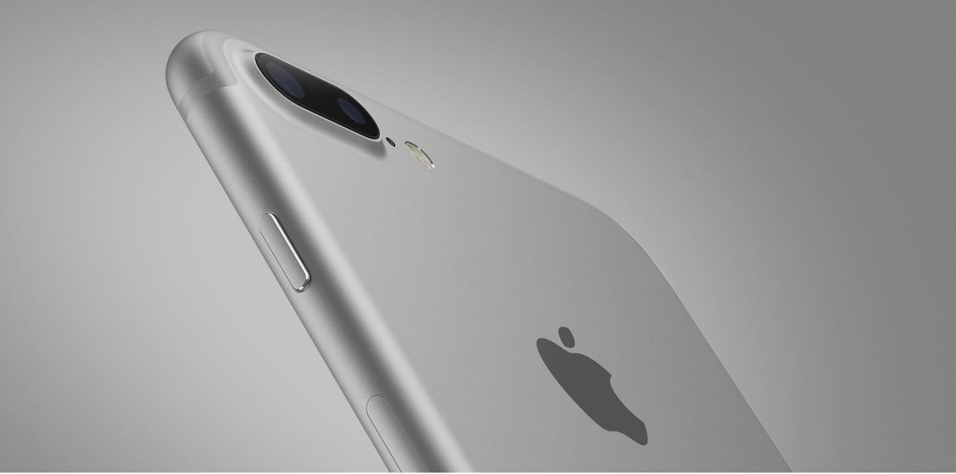 iPhone 7 color gris