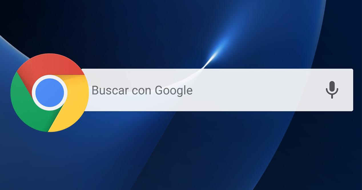 Buscador de Google Chrome